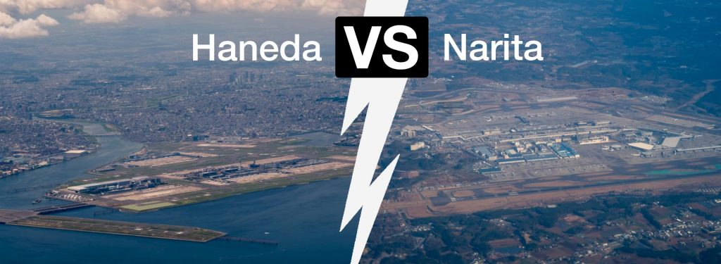 Haneda vs. Narita: Which of the Two Tokyo Airports Should You Use?