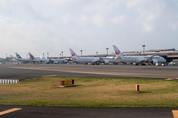 Tokyo Narita Airport Terminal 2