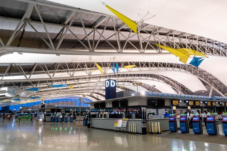 Osaka Kansai Airport Terminal 1