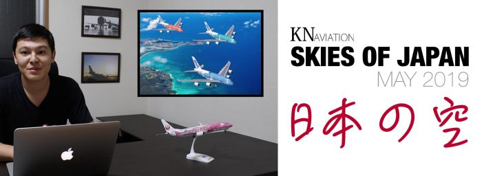 Skies of Japan: What Happened in Japanese Aviation in May 2019?