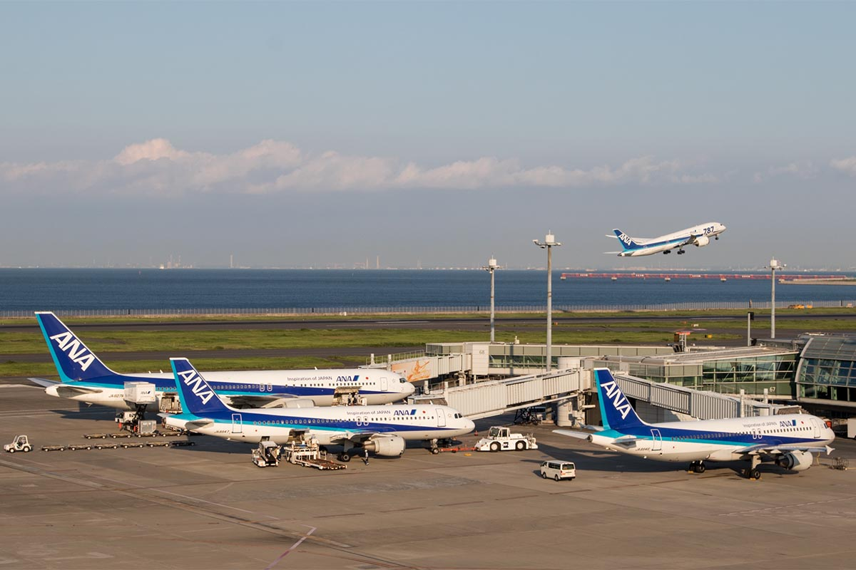 ANA Discover Japan Discounted Domestic Fare for Foreigners