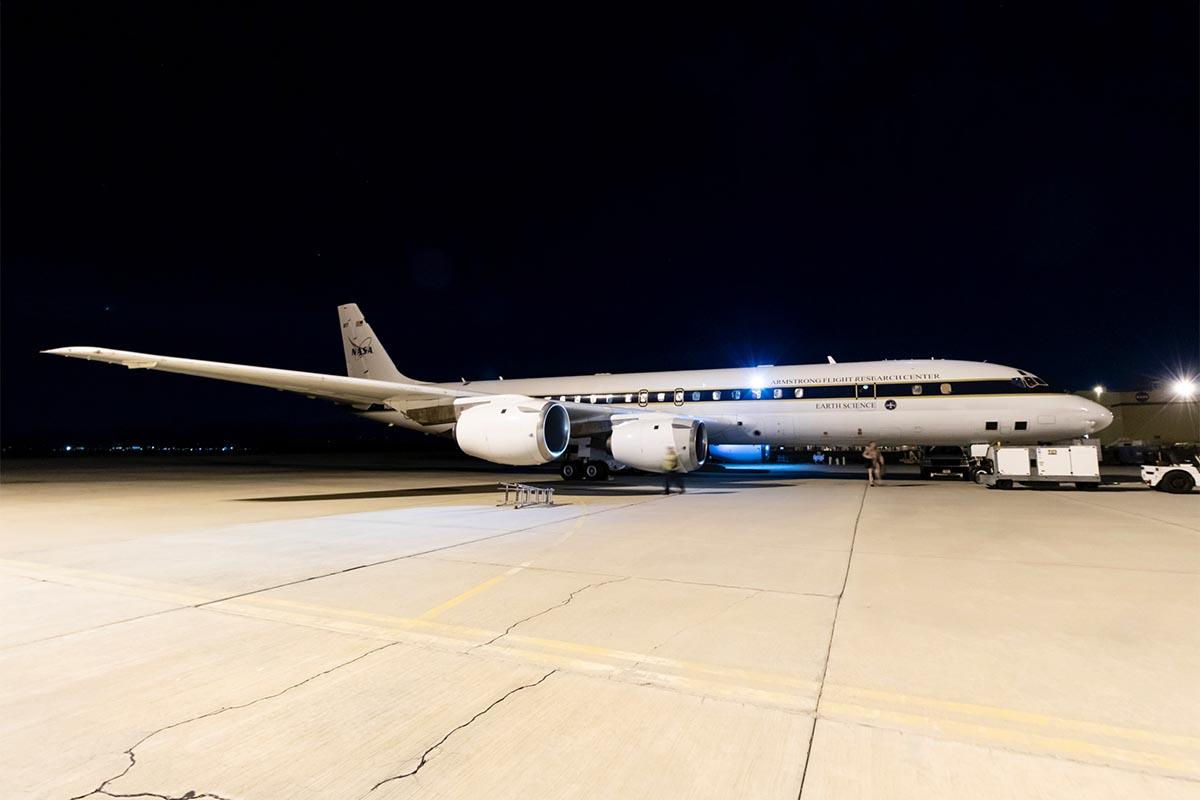 NASA DC-8