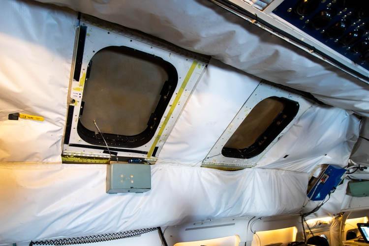 NASA DC-8 Instruments