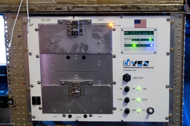 NASA DC-8 Instrument - Dropsonde