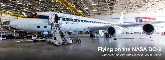 Flying on the NASA DC-8: Observing an Airborne Science Lab in Action