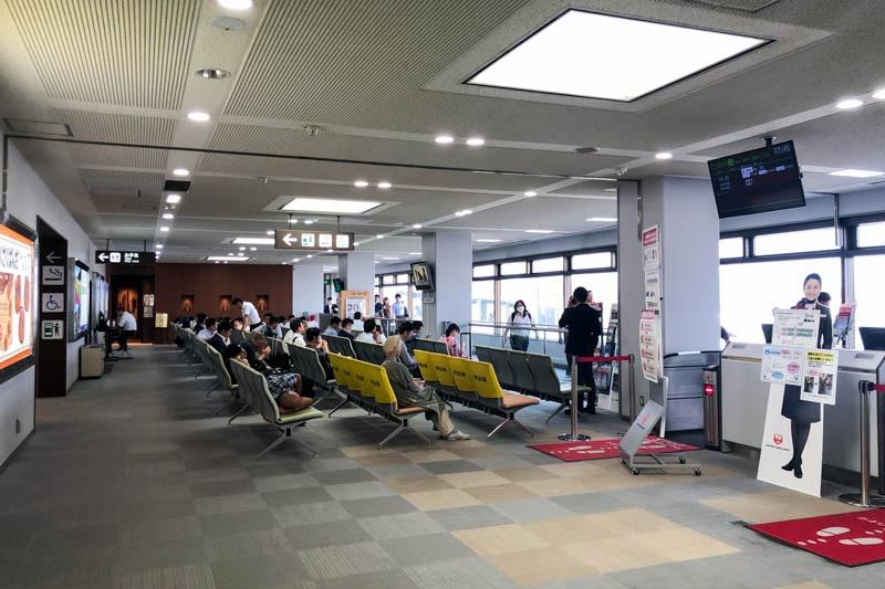 Okayama Airport Gate 3