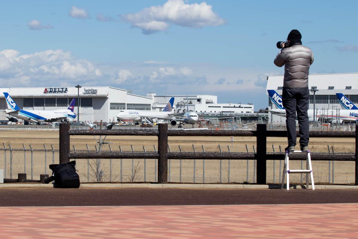 Plane Spotting Equipment