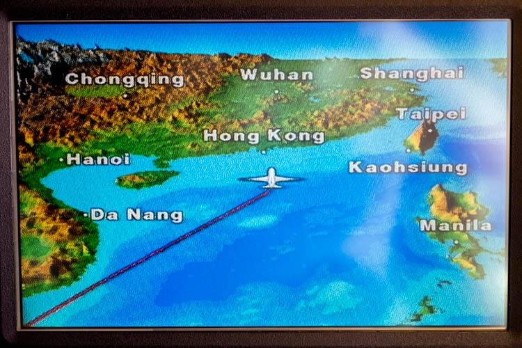 Getting Close to Hong Kong