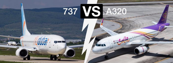 Boeing 737 vs. Airbus A320: A Showdown of the Two Most Popular Narrowbodies