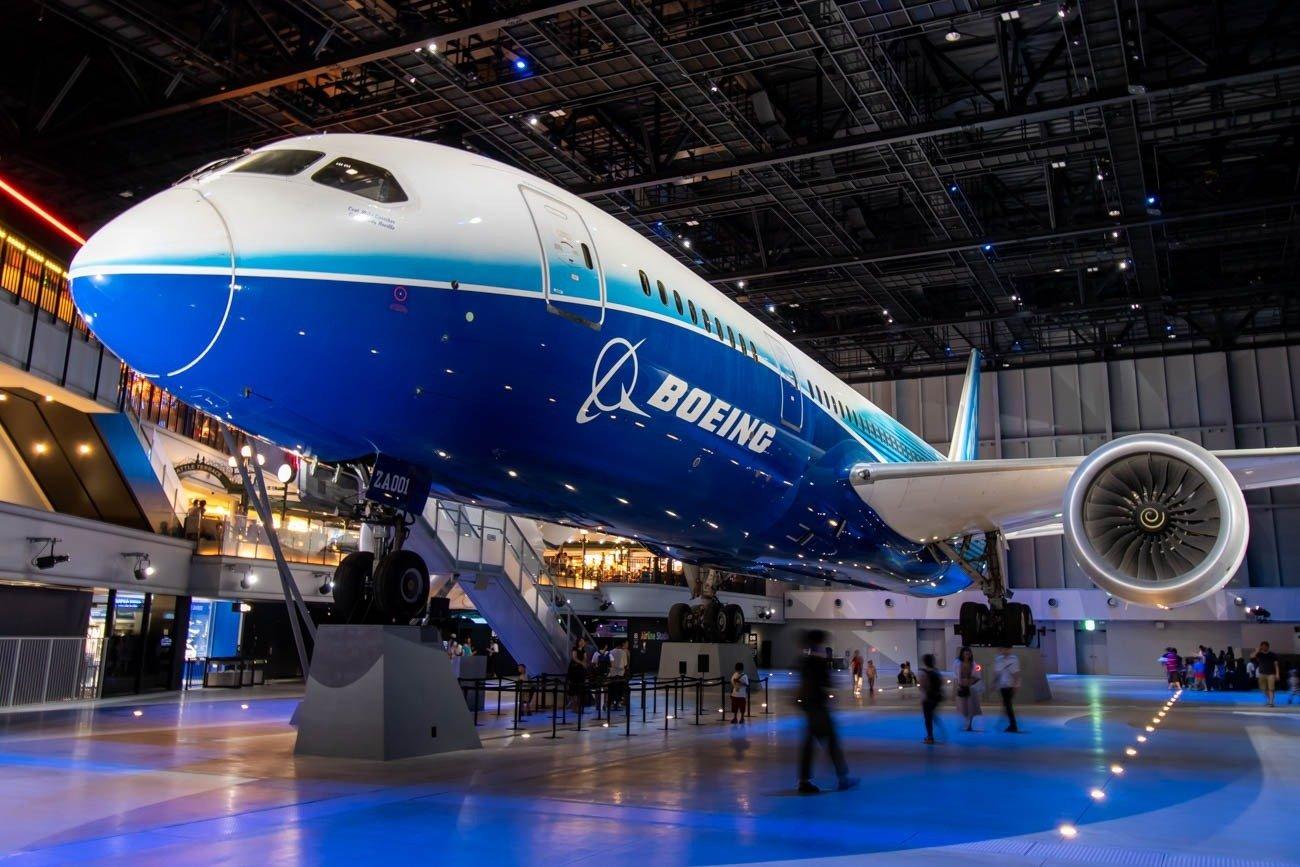ZA001 Boeing 787