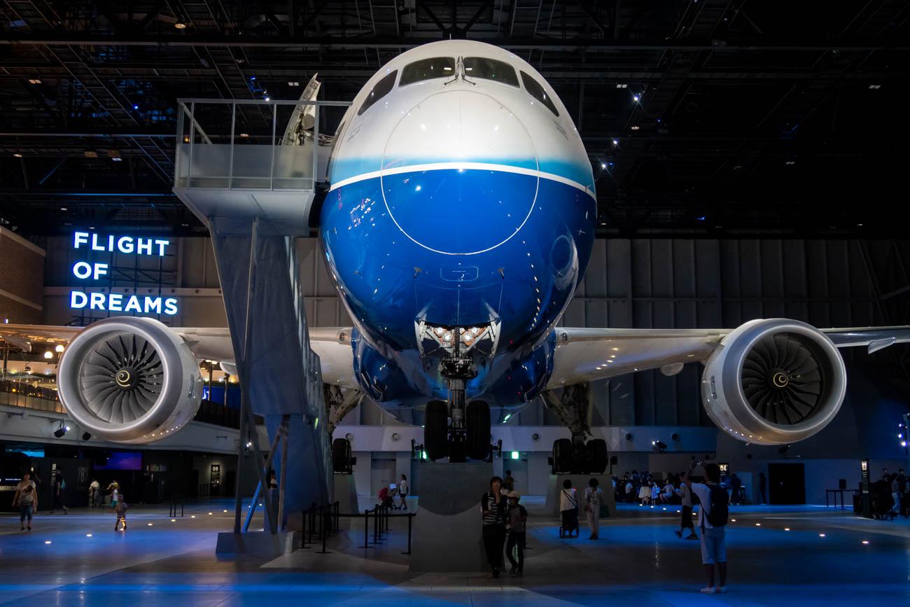 Boeing 787 Prototype