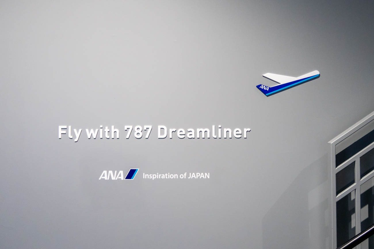 Fly with 787 Dreamliner
