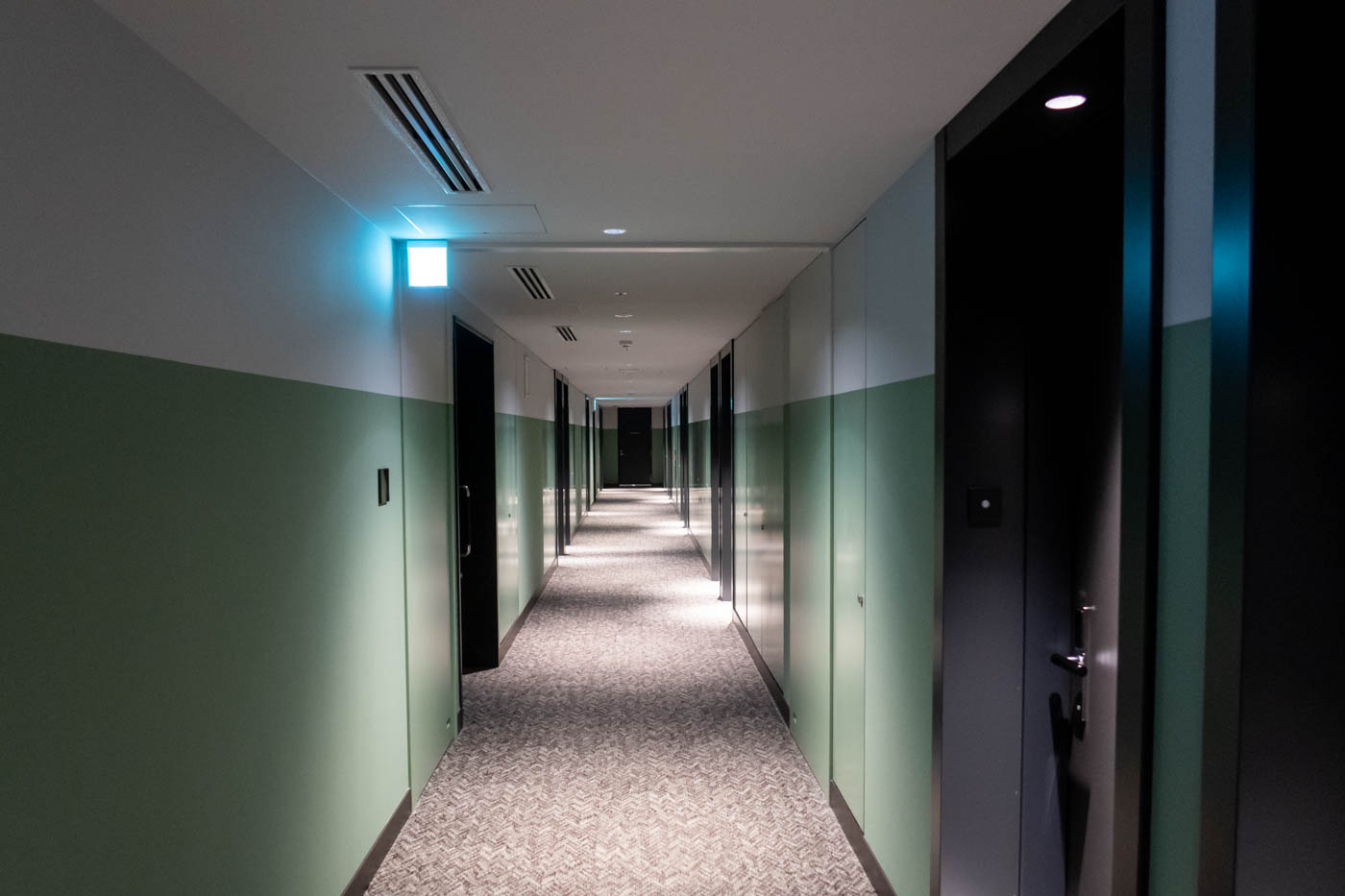 Four Points by Sheraton Nagoya Centrair Hallway