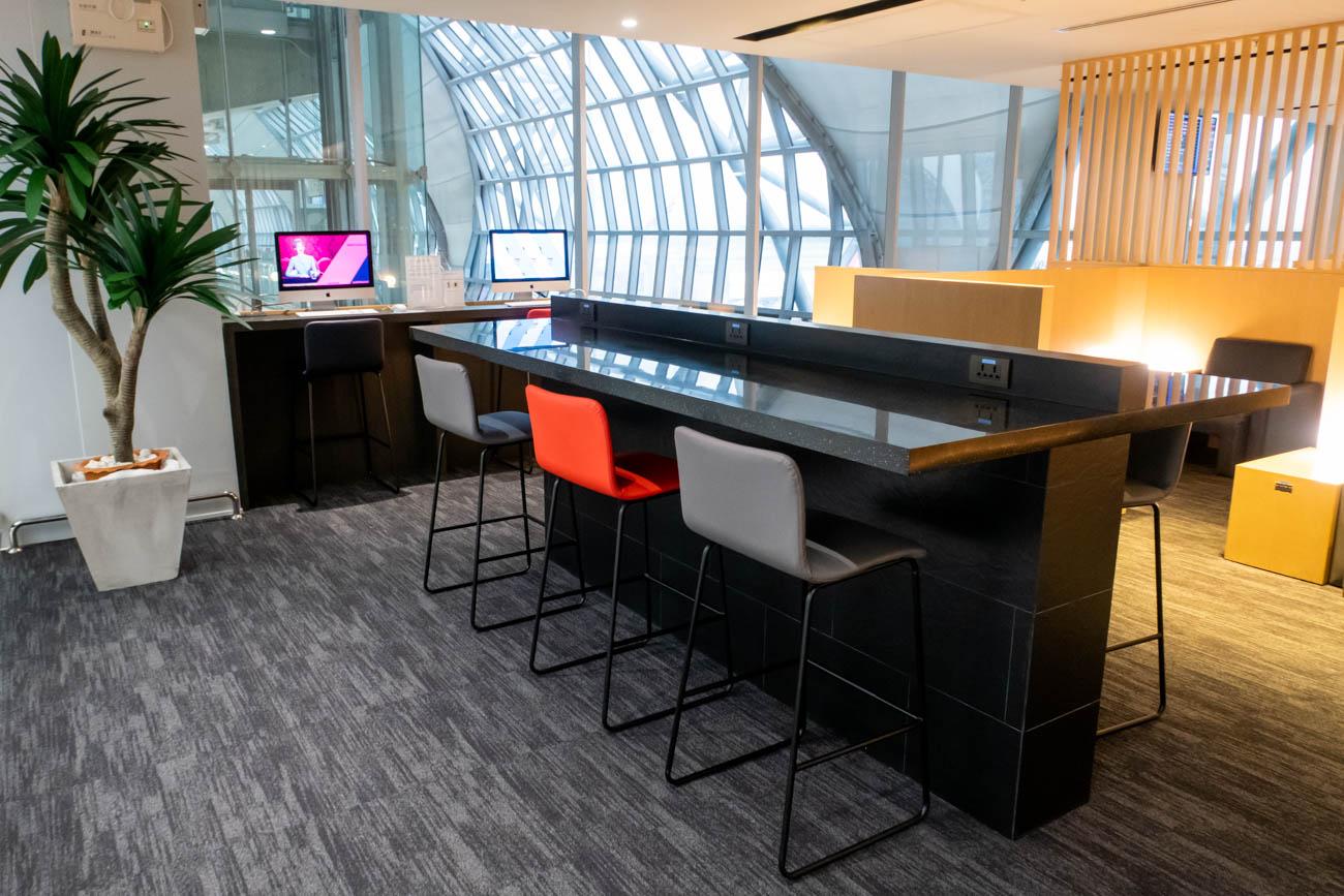 Air France-KLM Lounge Bangkok Business Center