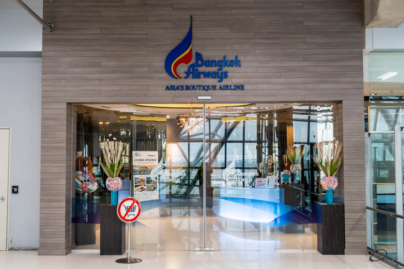Review: Bangkok Airways Blue Ribbon Club Lounge (International) at Bangkok Suvarnabhumi Airport