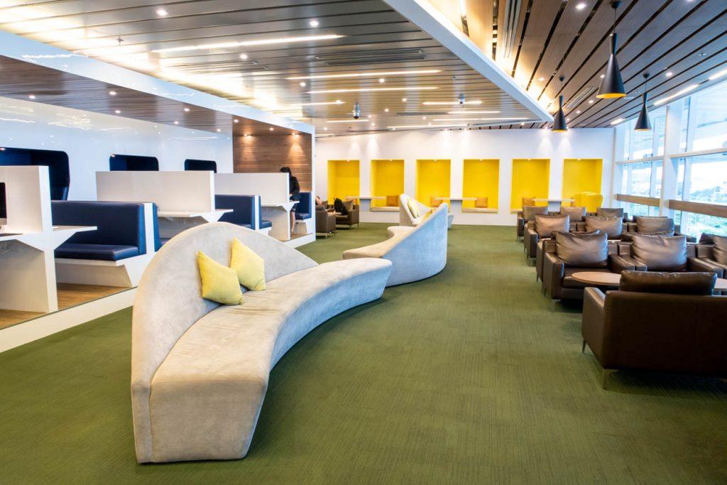Review: CIP Orchid Lounge at Da Nang International Airport