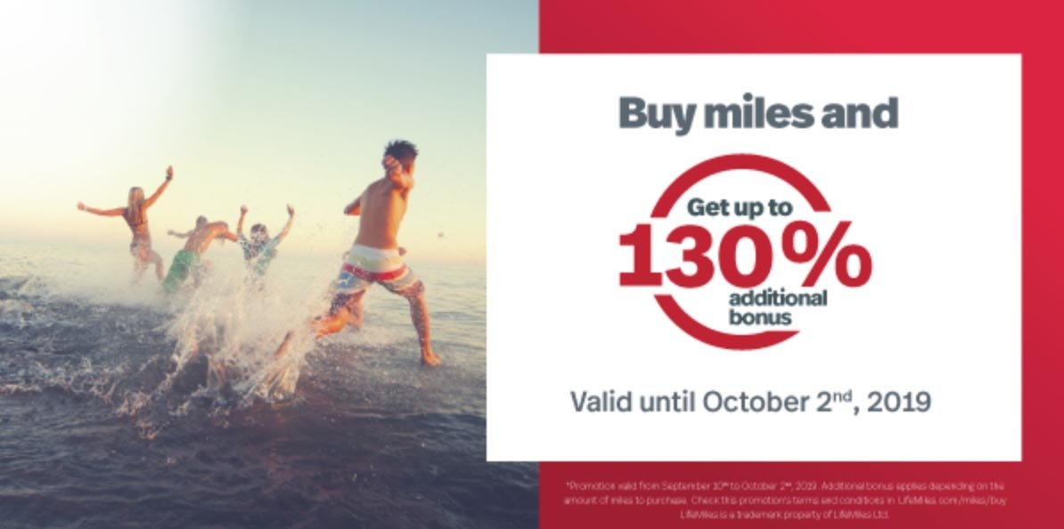 Airline Miles on Sale