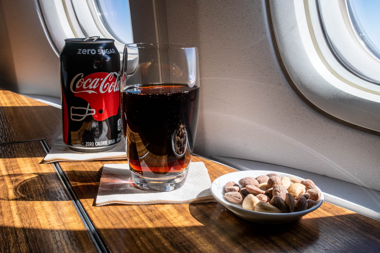 Coke and Nuts