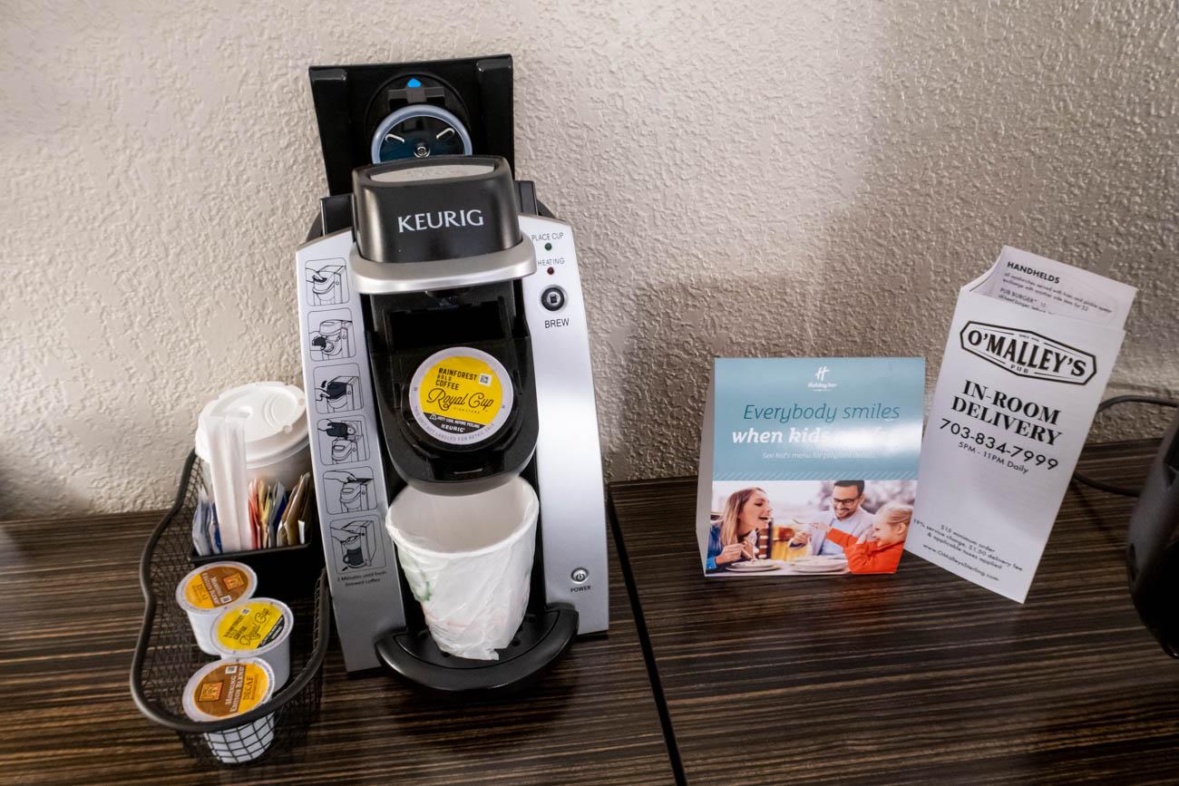 Holiday Inn Washington - Dulles Airport Coffee