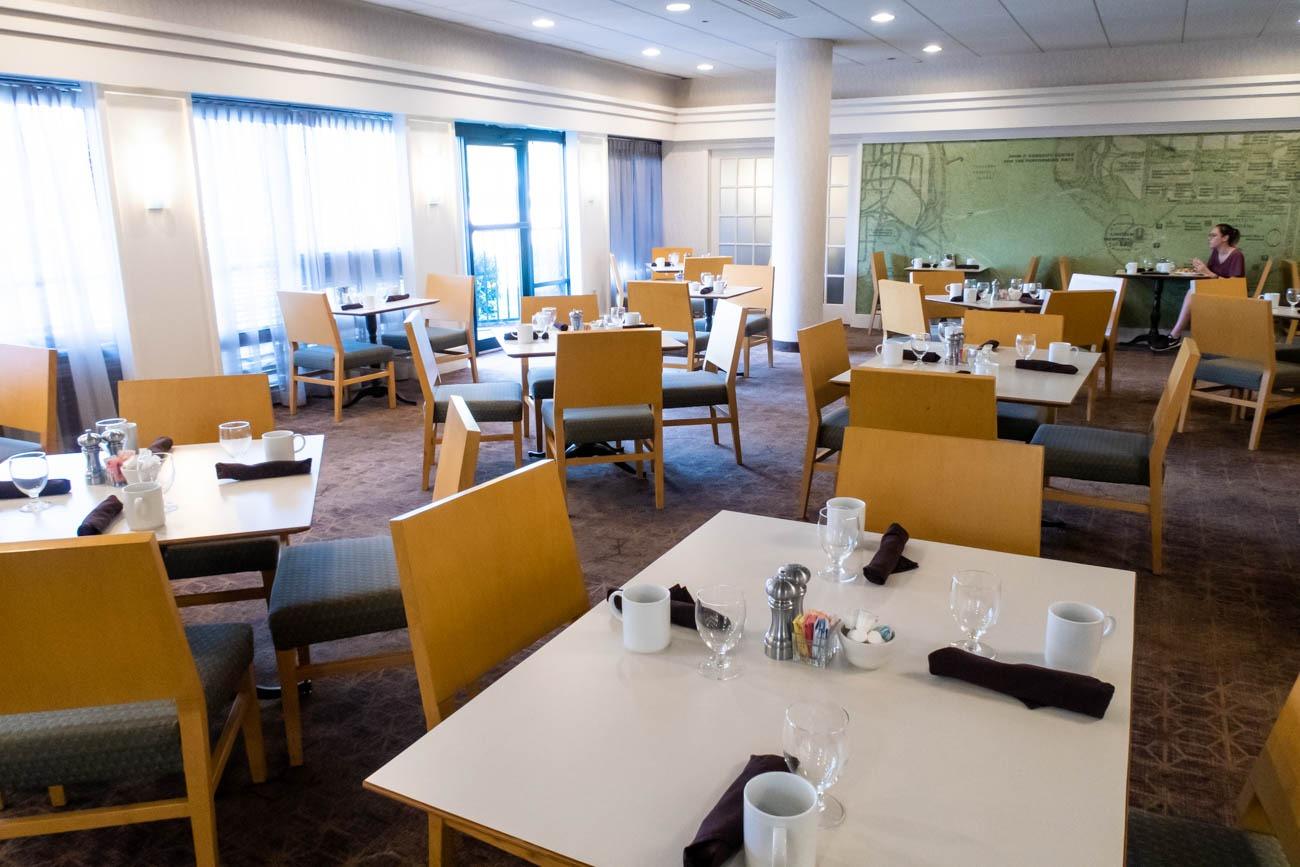 Holiday Inn Washington - Dulles Airport Chantilly's Restaurant