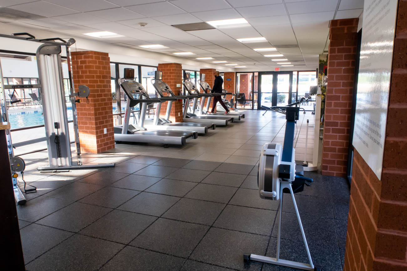 Holiday Inn Washington - Dulles Airport Fitness