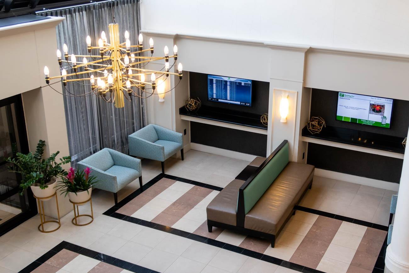 Holiday Inn Washington - Dulles Airport Reception