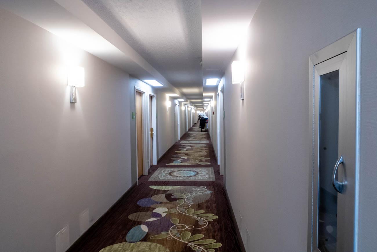 Holiday Inn Washington - Dulles Airport Hallway