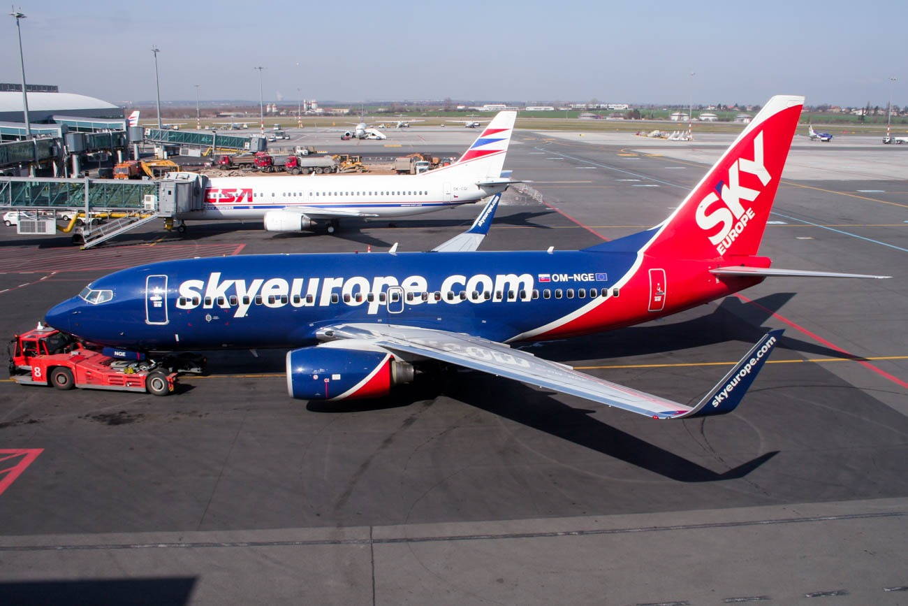 SkyEurope: The Story of Central Europe's First Low-Cost Carrier