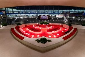Visiting the TWA Hotel as a Non-Guest