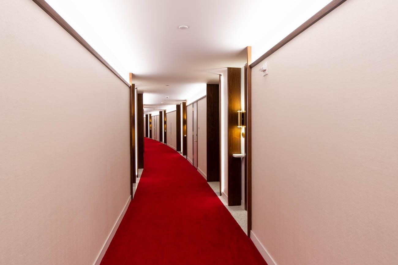 Saarinen Wing Hallway