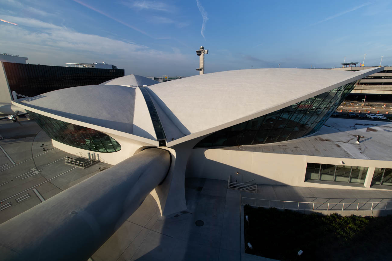 TWA Hotel Historic View Room
