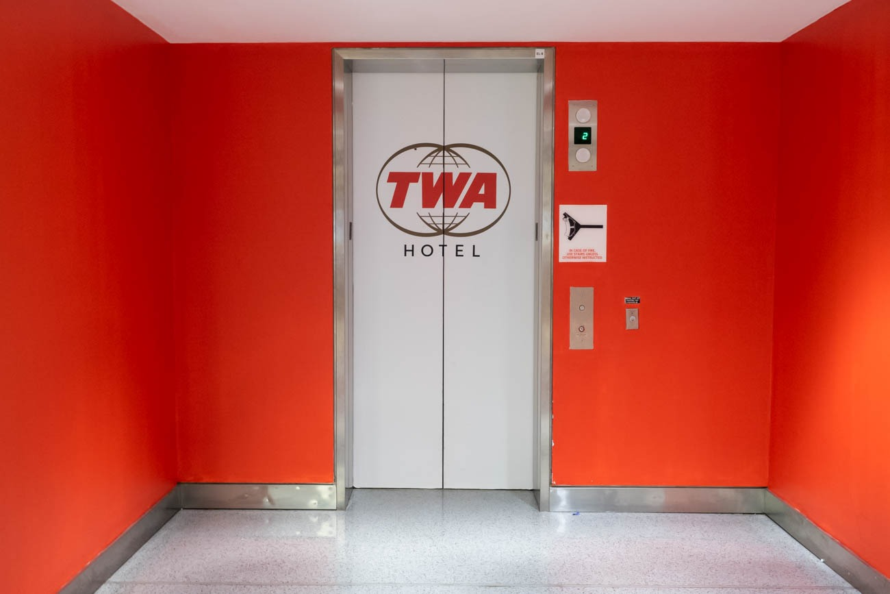 TWA Hotel Location