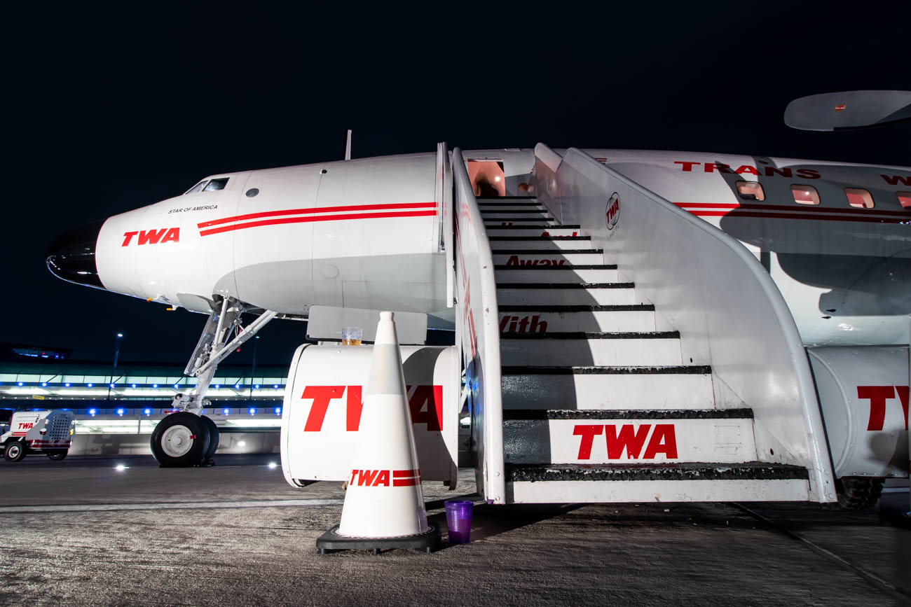 TWA Hotel Connie Cocktail Lounge