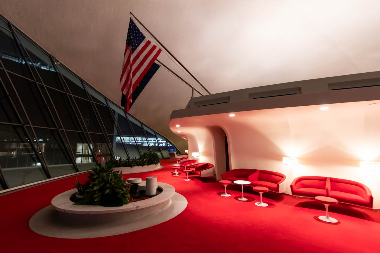 The London Club at TWA Hotel