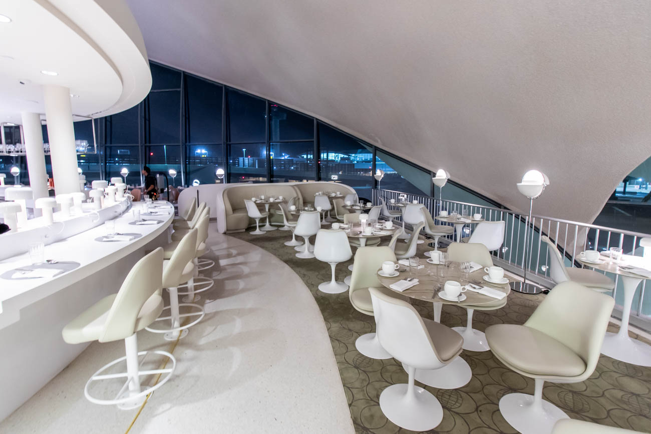 Paris Cafe at TWA Hotel
