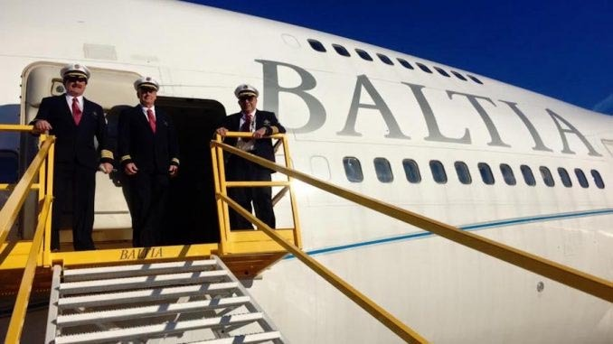 Baltia Air Lines: The Airline That Never Flew