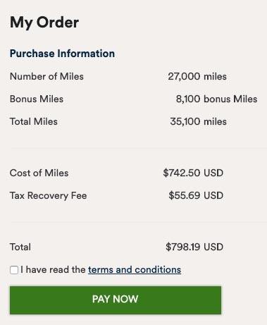 Buying Alaska Miles for Singapore Flights