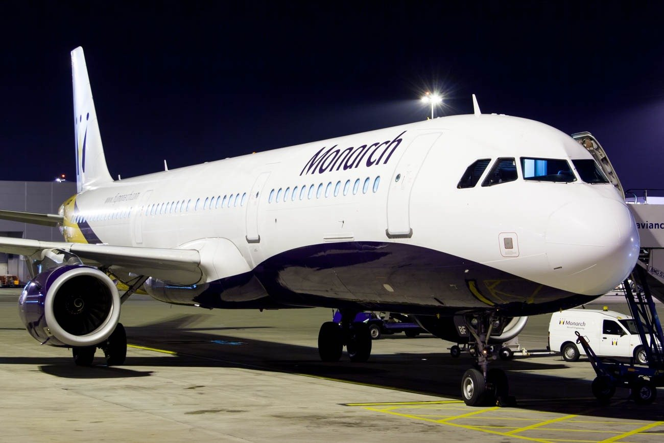Monarch Airlines: What Happened to One of the UK's Best-Known Airlines?