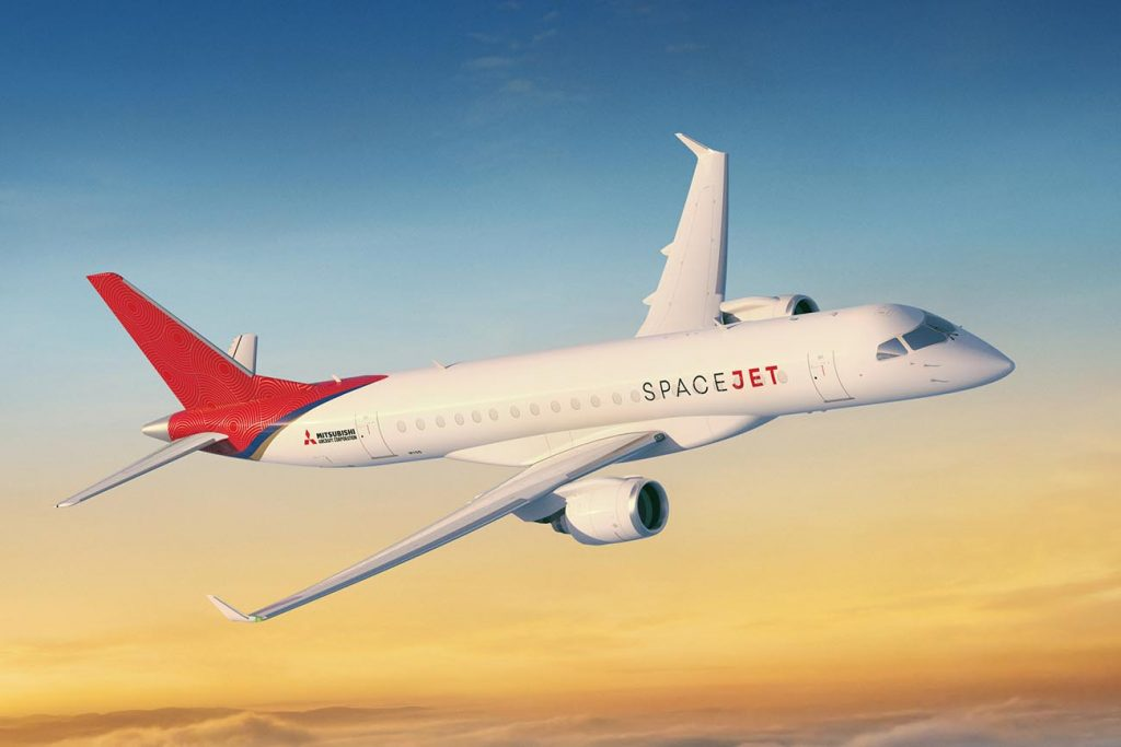 Trans States Holdings Cancels SpaceJet Order