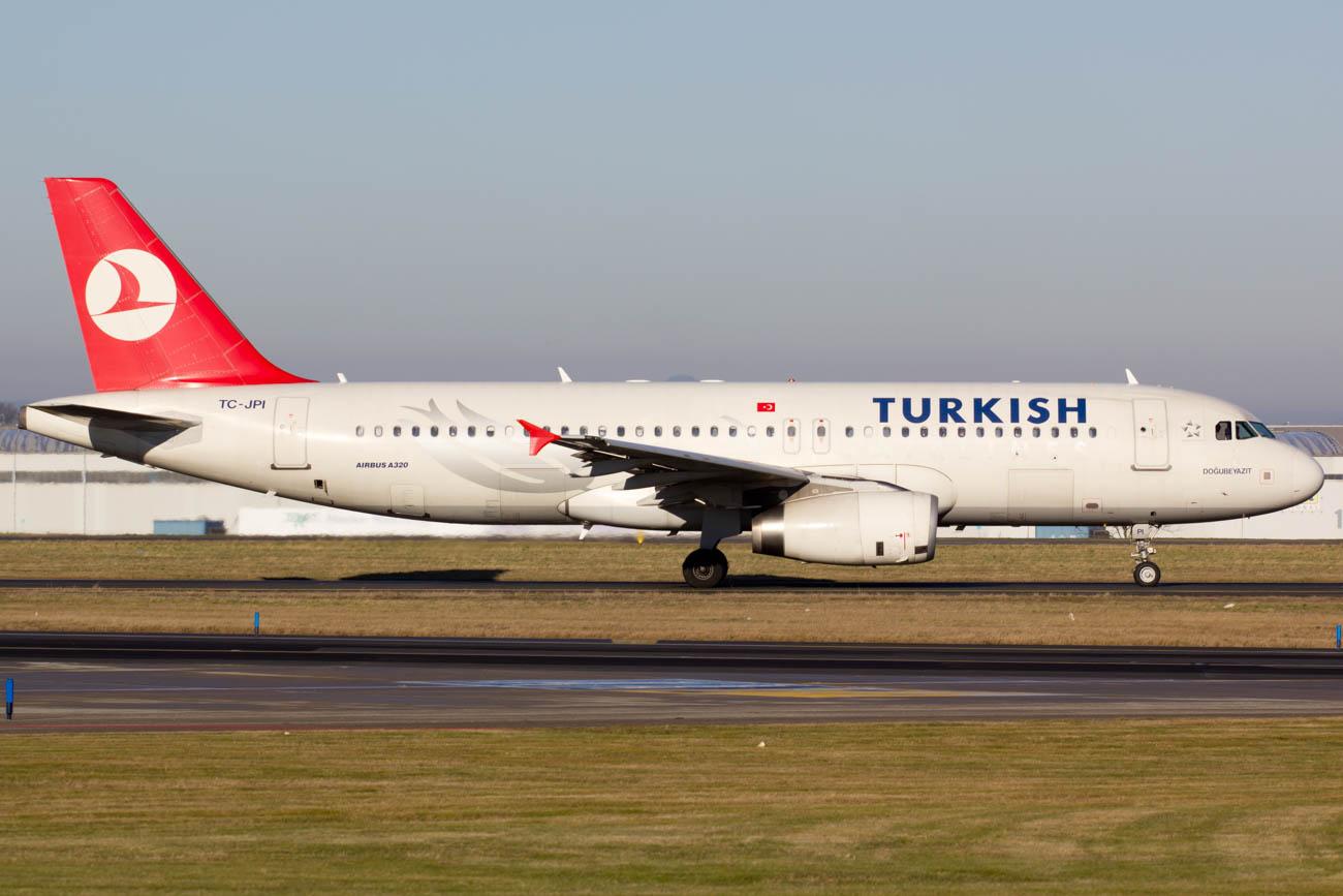 Turkish Airlines Fleet