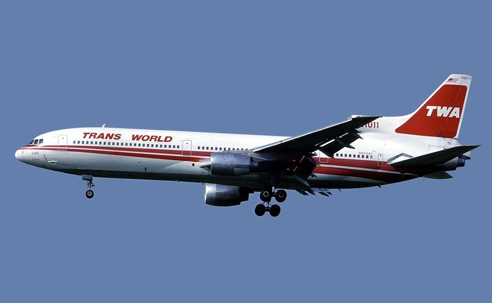 TWA Lockheed L-1011