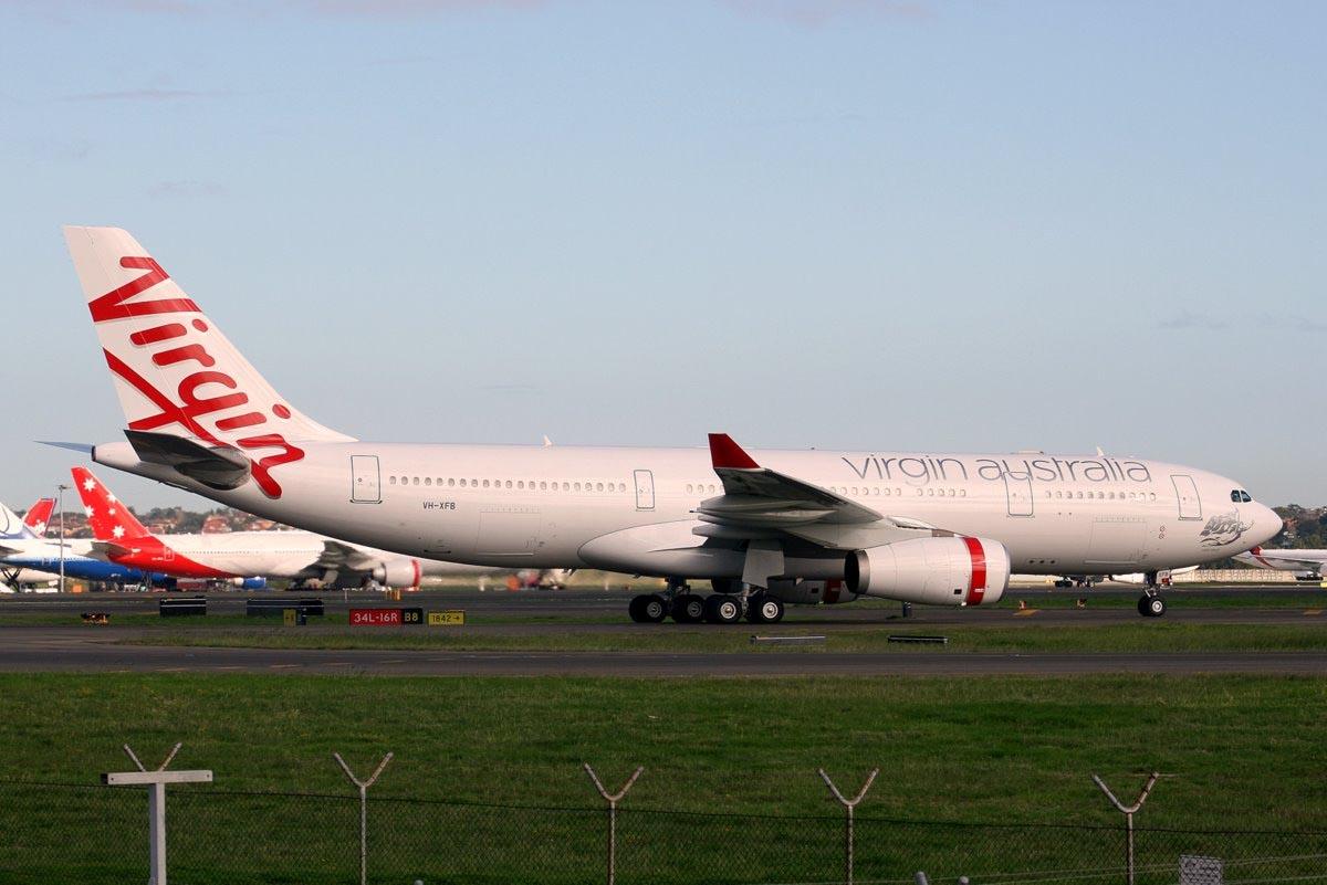 Virgin Australia A330 to Operate to Tokyo