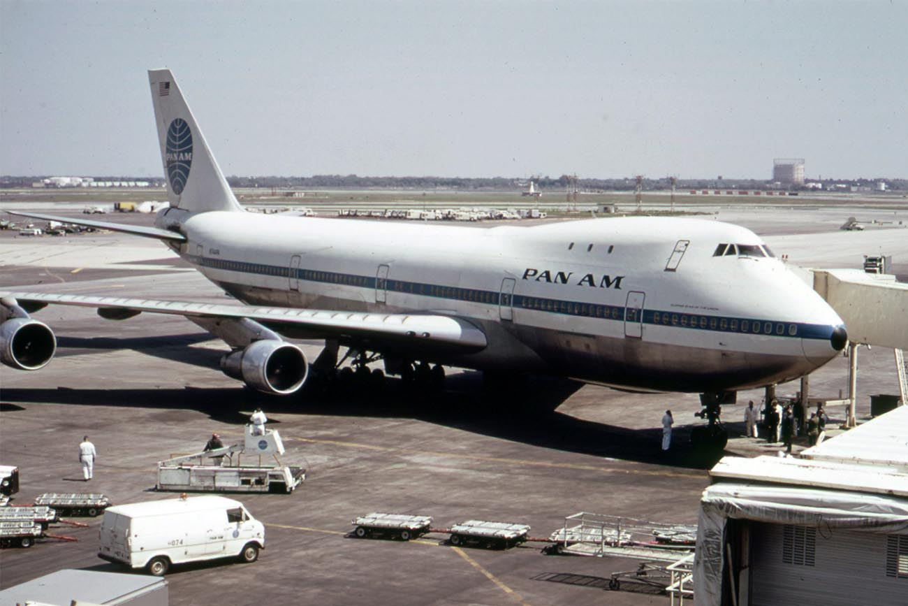 What Happened to Pan Am?