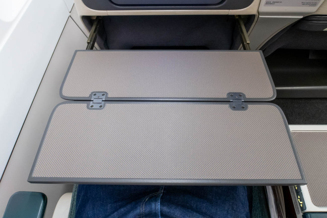 Cathay Dragon A321 Business Class Seat
