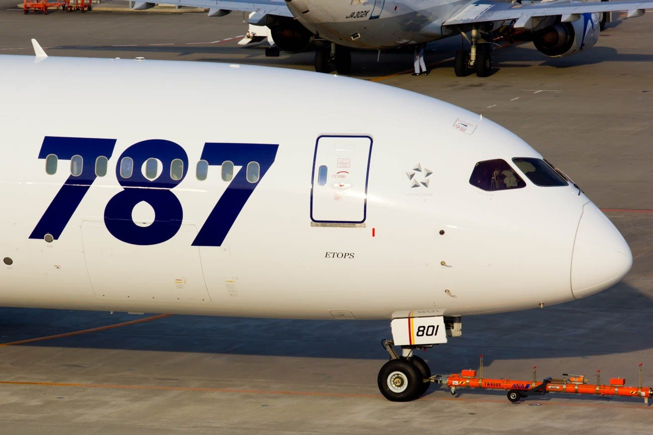 ANA Boeing 787 Largest Operator