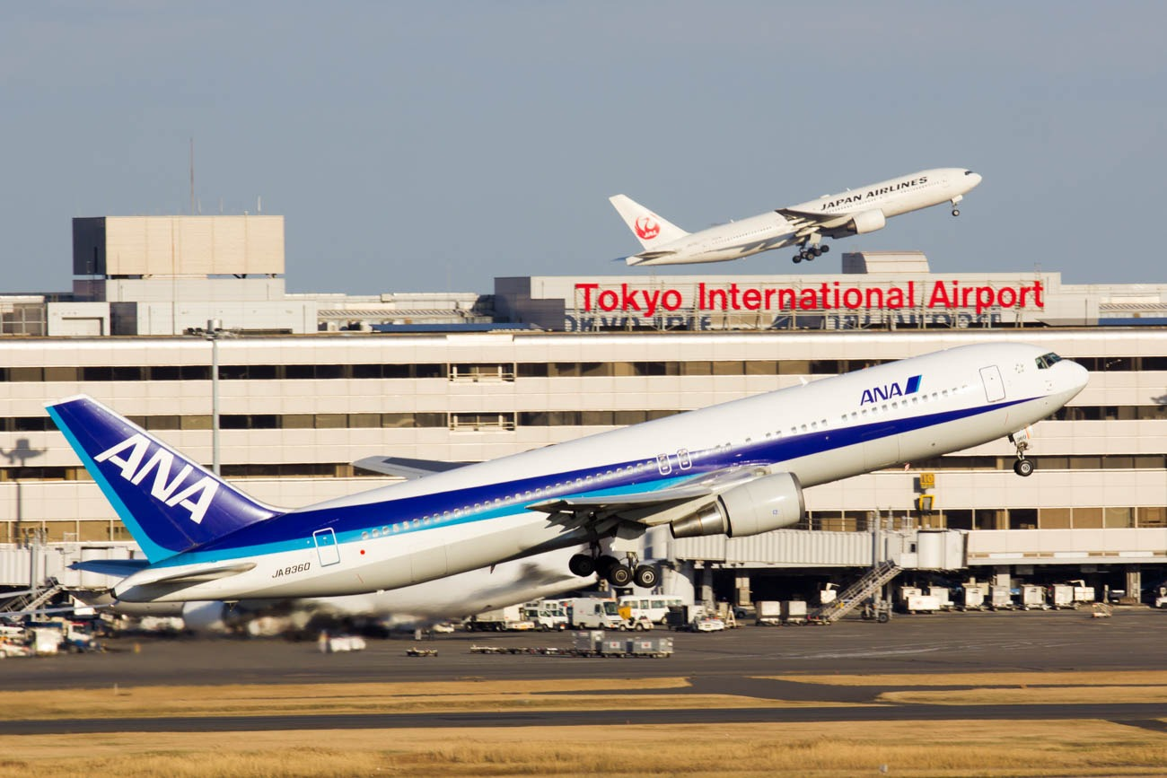 New Details About ANA and JAL's Plans with Newly Allocated Tokyo Haneda Slots Emerge