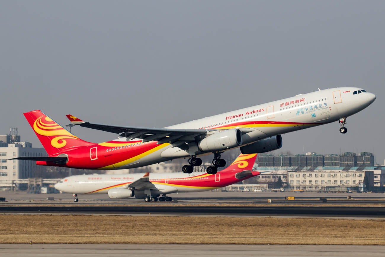 Chinese Airlines Operate Over 1,000 Flights a Week to Japan, Overtake South Korean Ones for Top Spot