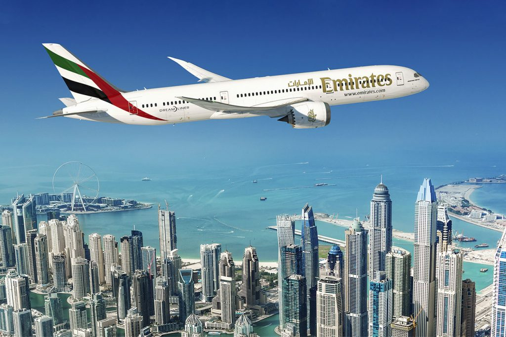 Emirates Converts 30 Boeing 777X Orders Into 787-9s to Complement Recently Ordered A350-900s