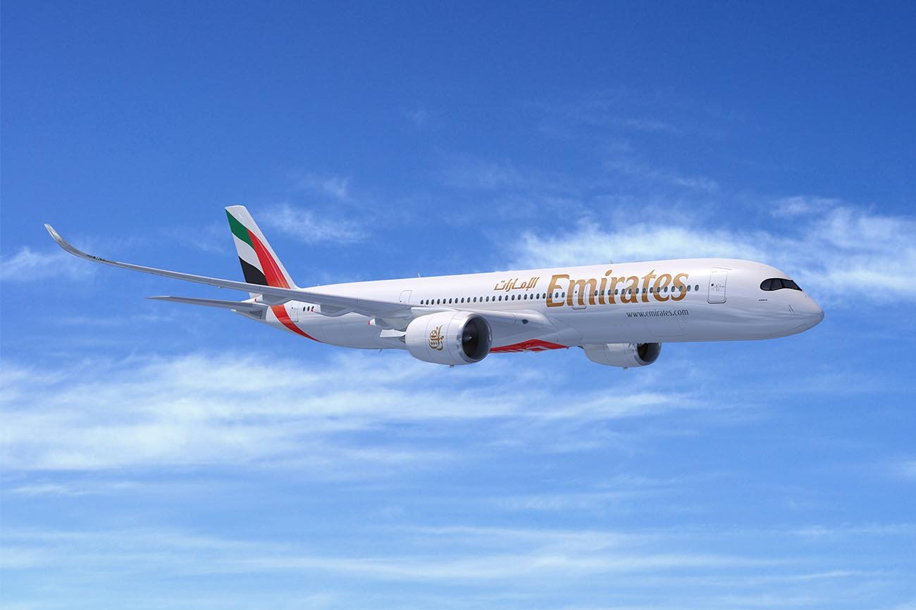 Emirates Alters Earlier Agreement with Airbus, Cancels A330neos and Commits to Buy 50 A350s