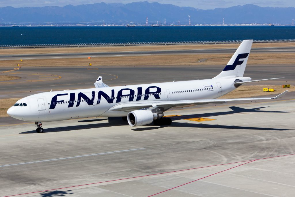 Finnair to Operate Helsinki - Sapporo Year-Round and Expand Other Routes to Japan Too
